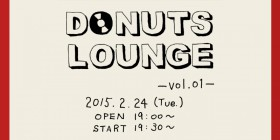 DONUTS LOUNGE vol.01