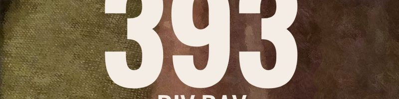 393DAY #3